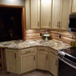 mossy kitchen counters