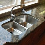 dual sided kitchen sink