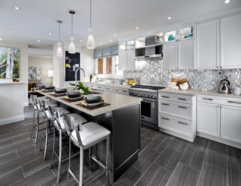 off white quartz kitchen counters